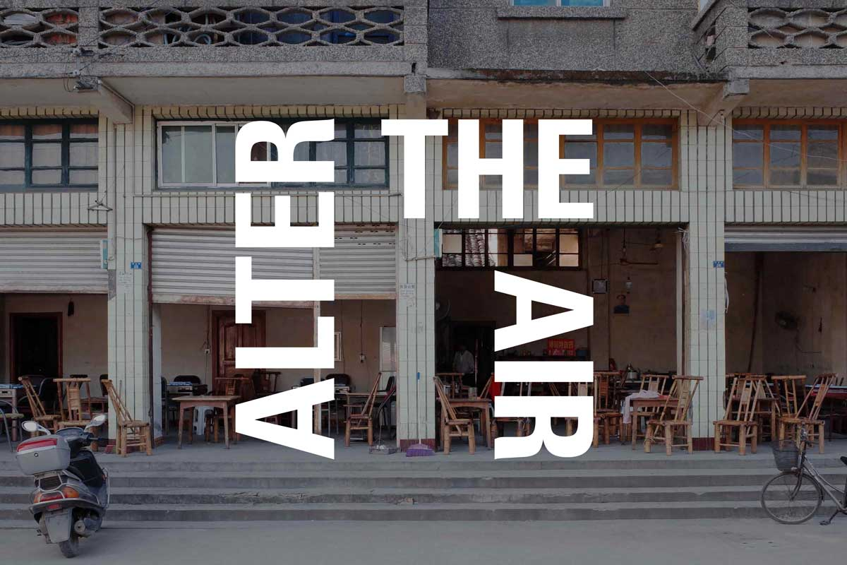 Alter the Air — Design and Research Office
